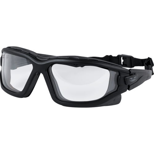 Valken V-TAC Zulu Goggles-Clear