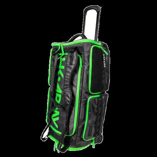 Hk Army Expand Roller Gear Bag - Shroud Black/Green