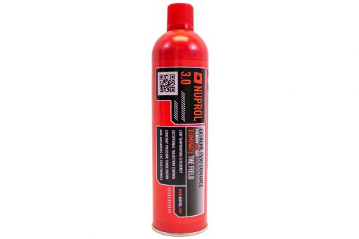 Nuprol 3.0 Premium Red Gas 1000ml (300g)