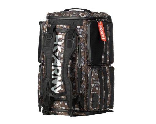Hk Army Expand Gear Bag Backpack - Hostilewear Brown