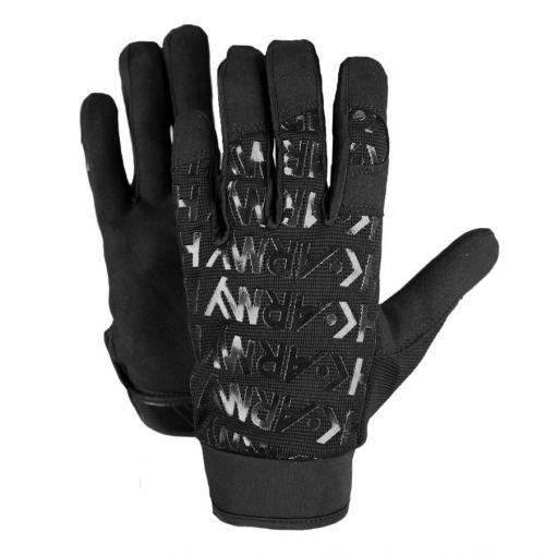 HK HSTL Gloves Black