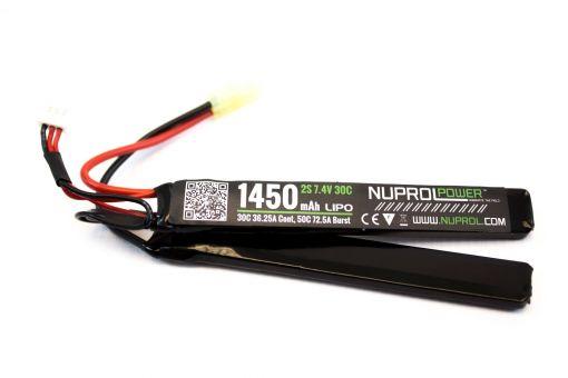 Nuprol 7.4 1450Mah Lipo Nun-chuck Battery