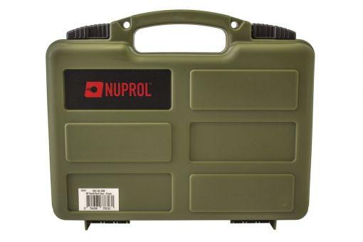 Nuprol Small Hard Case - Green (Wave Foam)