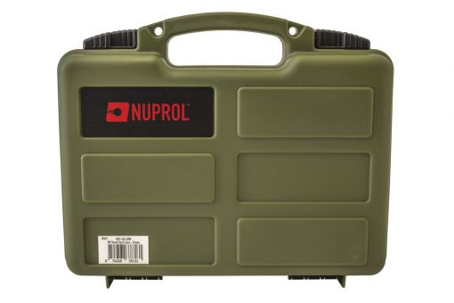 NP Small Hard Case - Green (PNP Foam)