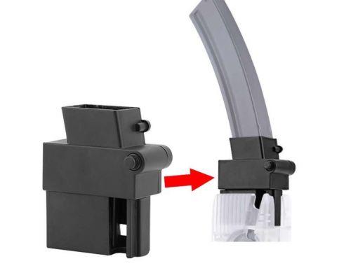 Matrix Magazine Adapter for Odin Innovations Speedloaders - MP5