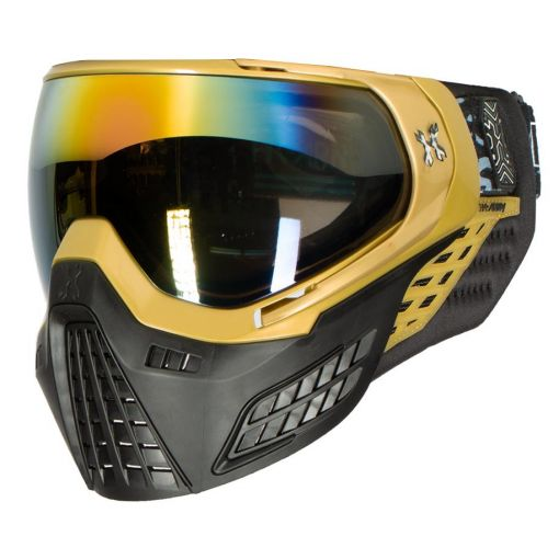 Hk Army KLR Goggle - Blackout - Metallic Gold