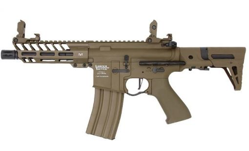 Lancer Tactical LT-29 Proline GEN2 Enforcer PDW - Tan
