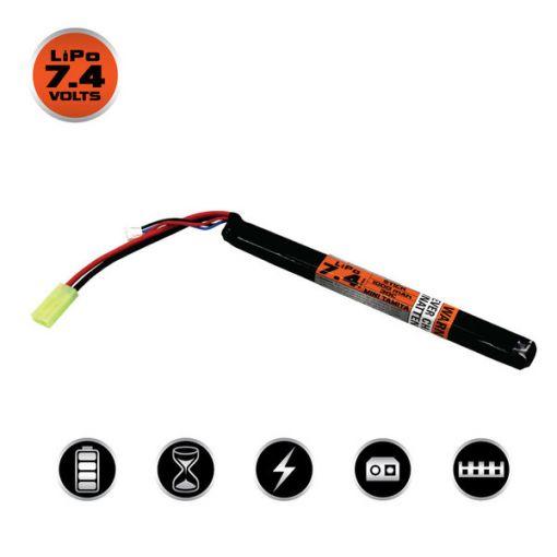 Valken V Energy Lipo 7.4v 1000mah 30c Compact Stick