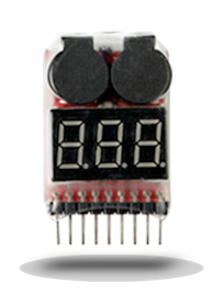 Airsoft Energy Lipo Tester