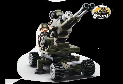 Sluban Army - Artillery
