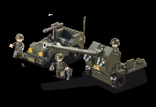 Sluban Army - Anti Tank Gun