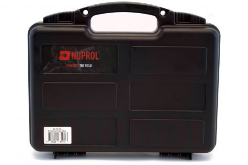 Nuprol Small Hard Case - Black (Wave Foam)