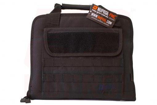 Nuprol  PMC Deluxe Pistol Bag - Black