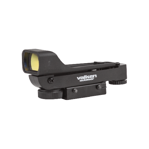 Valken V Tactical Molded Red Dot Sight-Dual Mount