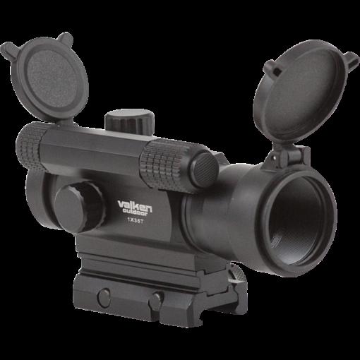 Valken V Tactical Tactical Red Dot Sight 1x35T
