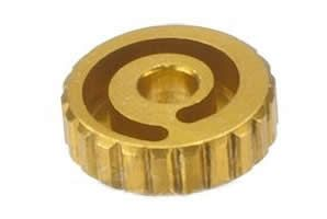RA-Tech CNC Aluminum Hopup Adjustment Wheel for WE /TM Airsoft GBB Pistols