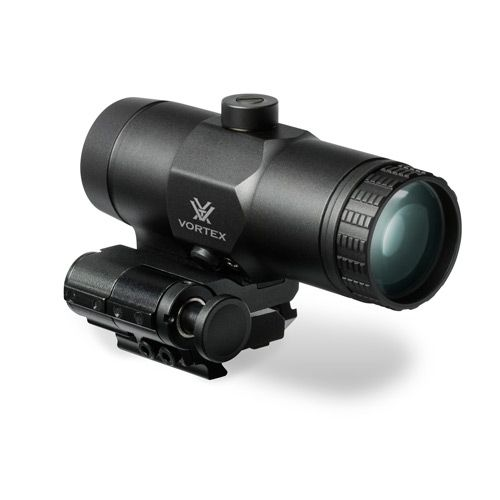 Vortex VMX-3T Magnifier with Flip Mount (37 mm | 40 mm Heights)