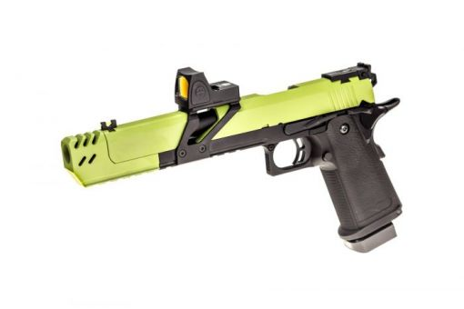 Raven Dragon 7 Hi-Capa with BDS - Green