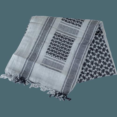 Valken Shemagh-Grey/Black