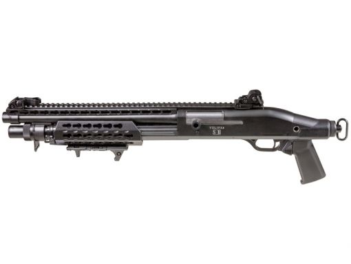 Secutor M870 Velites S Spring Shotgun S-II (S Series - Black)