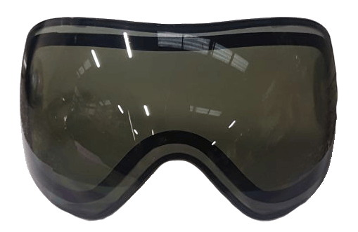 DYE SLS Thermal Lens Smoke