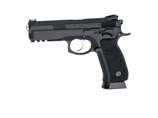 ASG CZ SP-01 Shadow Gas Blowback Pistol Black