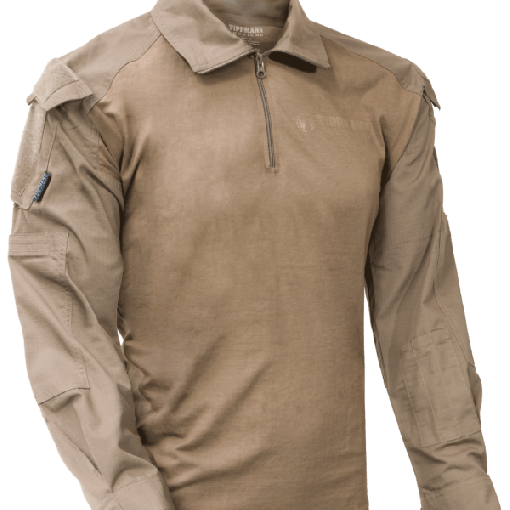Tippmann Tactical TDU Shirt-Tan