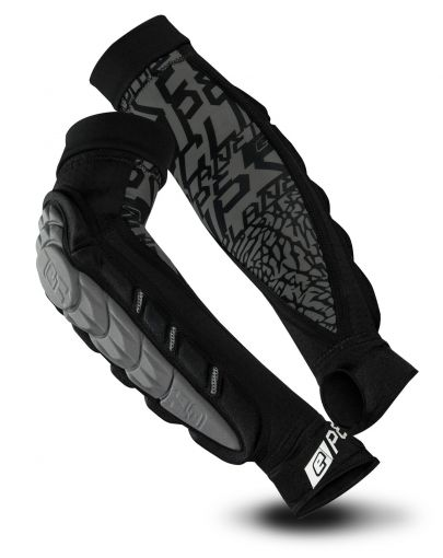 Eclipse HD Core Fantm Shade Elbow Pads