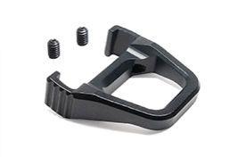 AAP01 CNC Charging Ring - Black