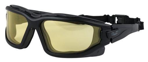 Valken V-TAC Zulu Goggles-Yellow