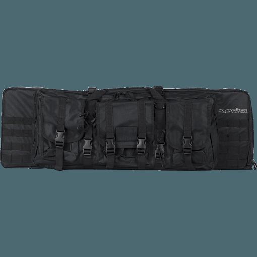 Valken V Tactical Double Rifle Tactical-36 Gun Case-Black