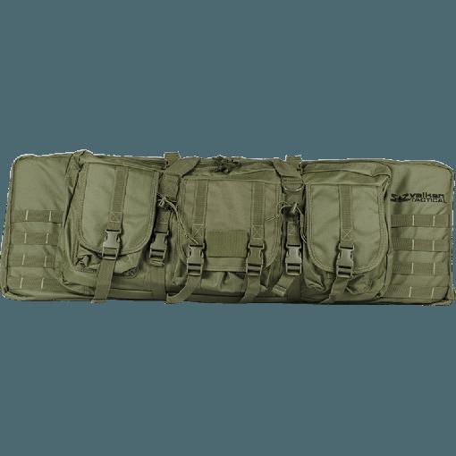 Valken V Tactical Double Rifle Tactical-42 Gun Case-Green