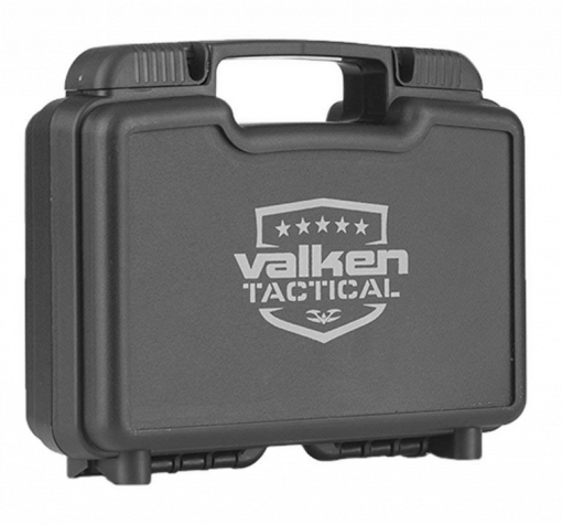 "Valken Airsoft Tactical 2 Pistol Case with Foam 14"""