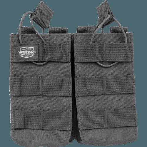 Valken V Tactical Magazine Pouch AR Double-Black