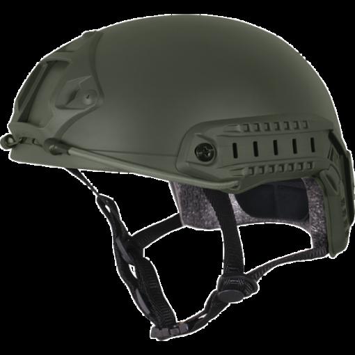 Viper Fast Helmet - Green