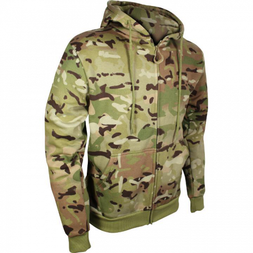Tactical Zipped Hoodie - VCAM