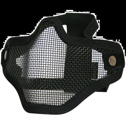 Viper Cross Steel Half Mesh Face Protection