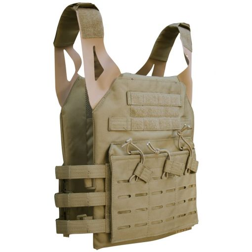 Viper Special Ops Plate Carrier - Coyote