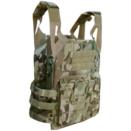 Viper Special Ops Plate Carrier VCam
