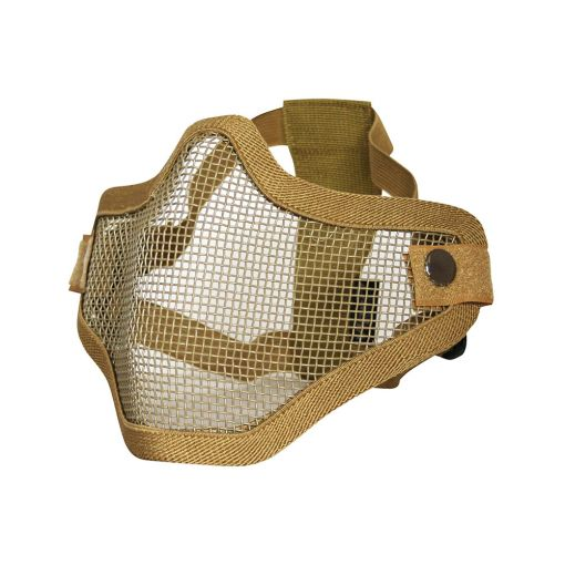 Viper Crosssteel Face Mask - Coyote
