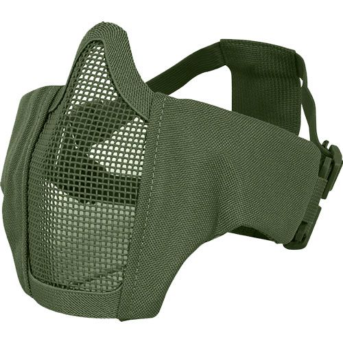Viper Gen2 Crossteel Face Mask -  Green