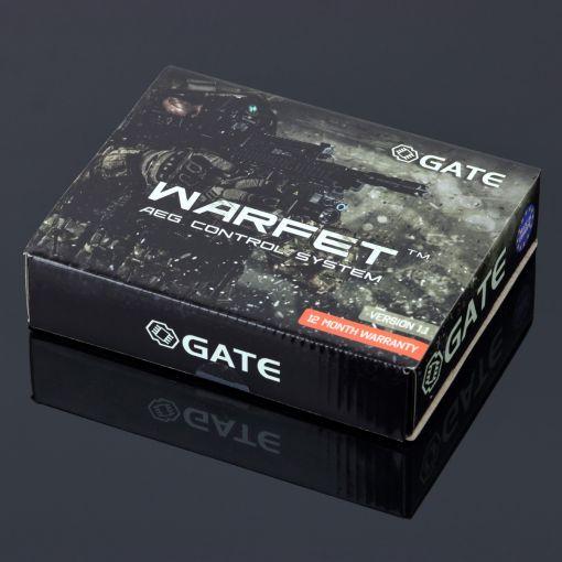 Gate WARFET AEG Control System ver 1.1
