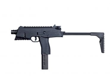 ASG MP9 A3 Gas Blowback SMG Black