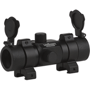Valken V Tactical Red Dot Sight 1x30ST w/Weaver Mount