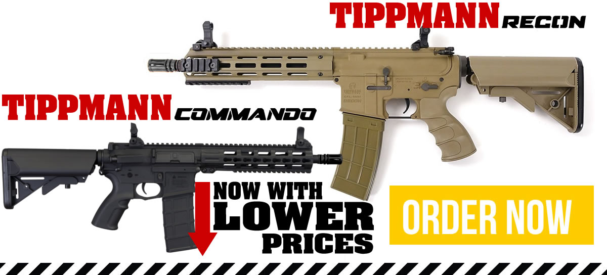 Tippmann AEGS with new lower prices