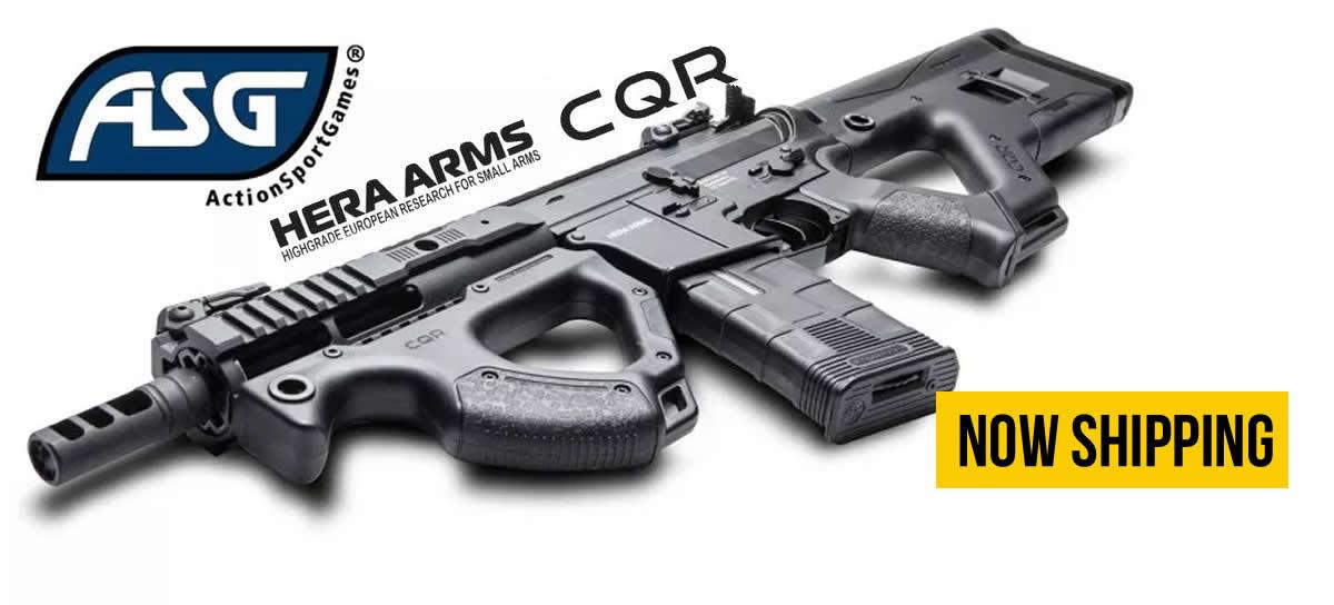 ASG Herra Arms CQR